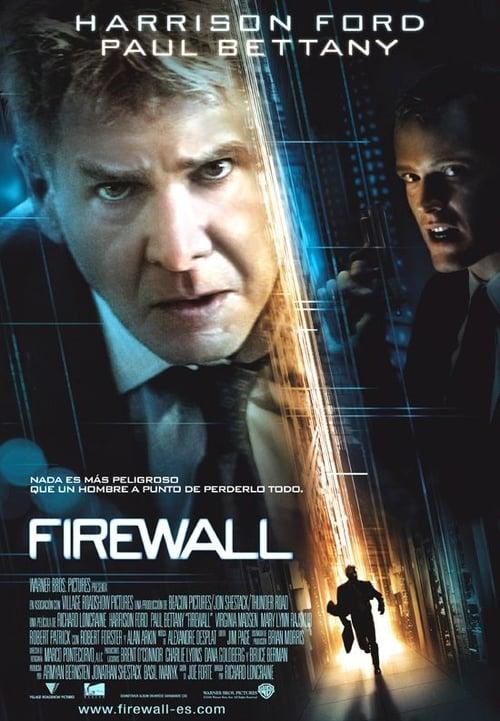 Firewall poster