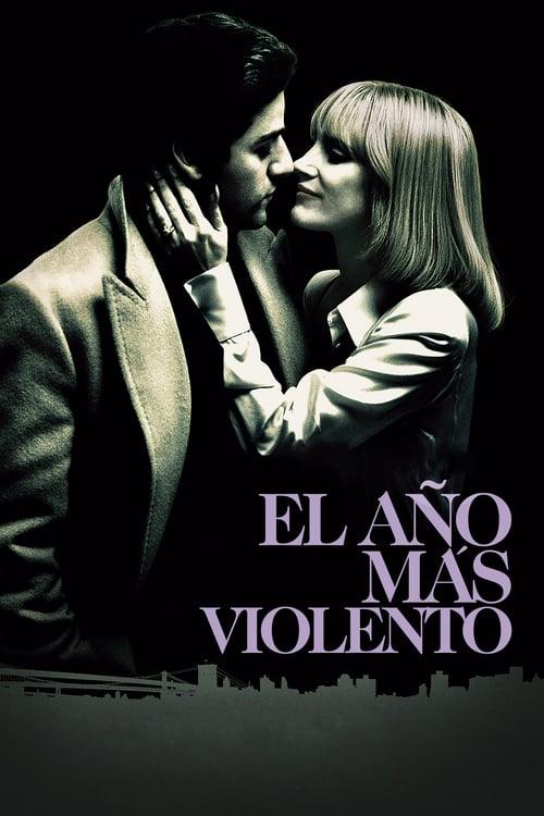 Póster película El año más violento