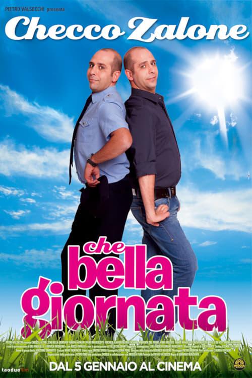 Póster película Che bella giornata