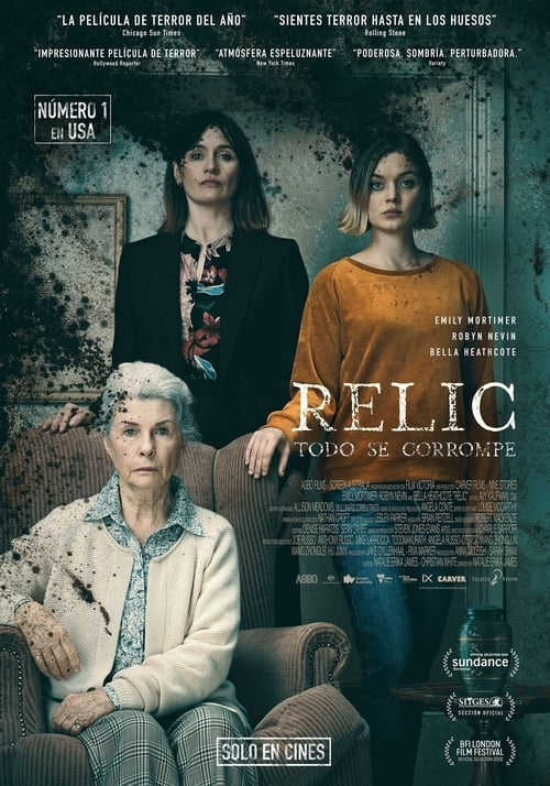 Relic poster