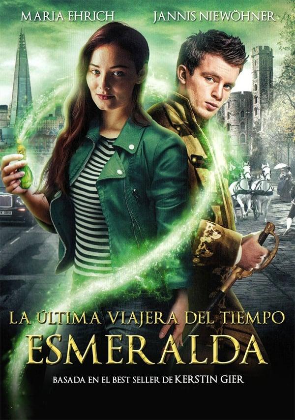 La última viajera del tiempo: Esmeralda poster