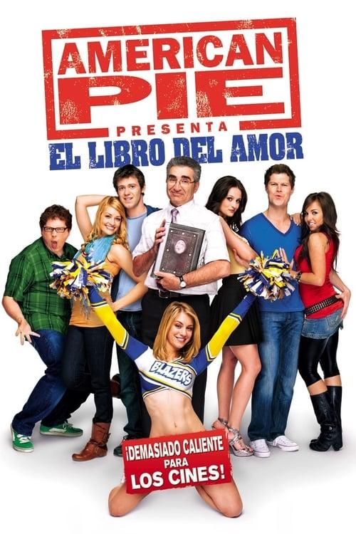 American Pie presenta: El libro del amor poster