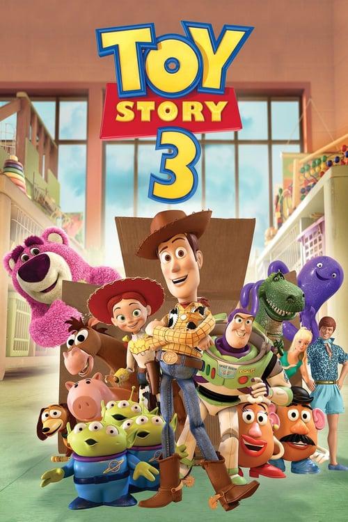 Póster película Toy Story 3