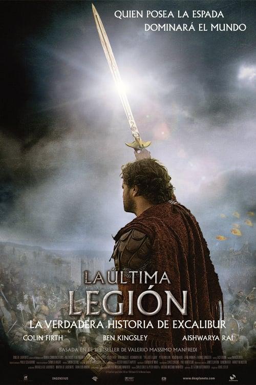 Póster película La última legión