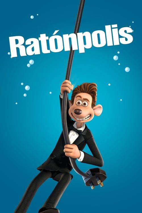 Póster película Ratónpolis