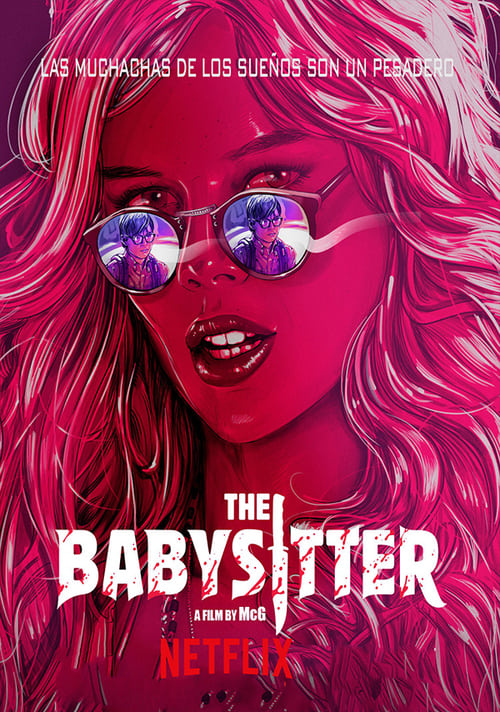 Póster película The Babysitter