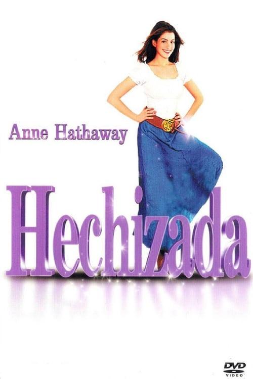 Hechizada poster