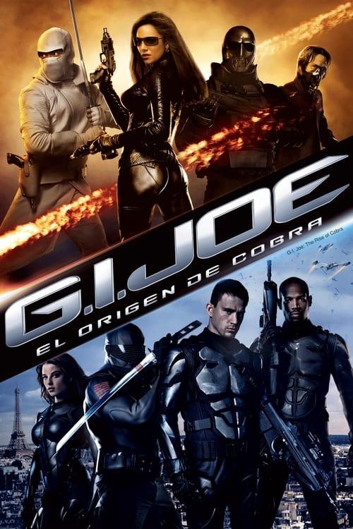 Póster película G.I. Joe