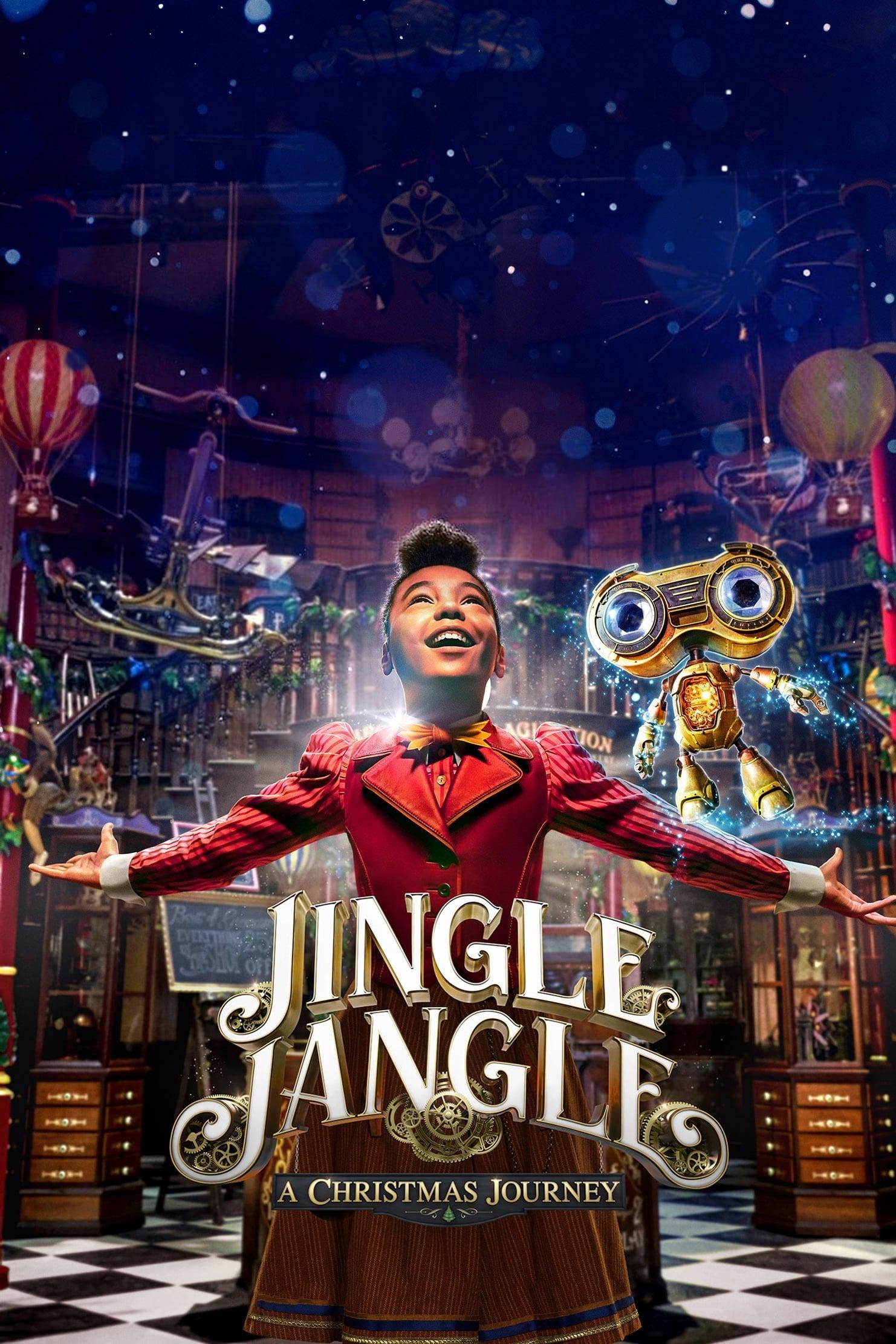 La Navidad mágica de los Jangle poster