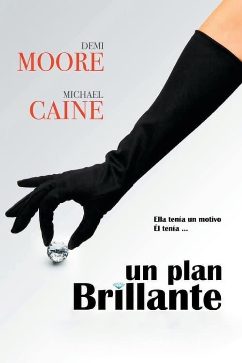 Póster película Un plan brillante