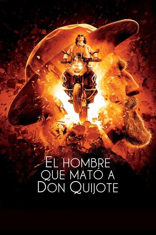 El hombre que mató a Don Quijote poster
