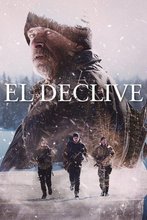 El declive poster
