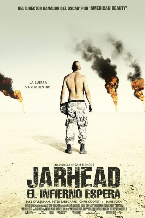 Jarhead, el infierno espera poster