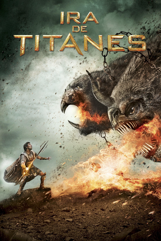 Ira de titanes poster