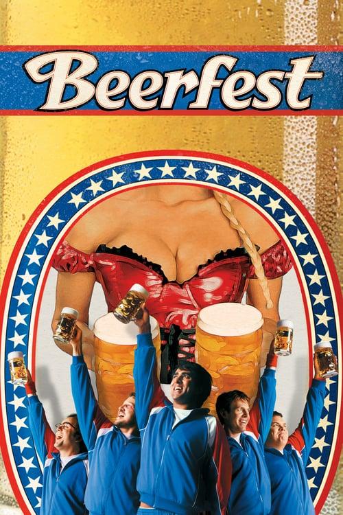 La fiesta de la cerveza ¡Bebe hasta reventar! (Beerfest) poster
