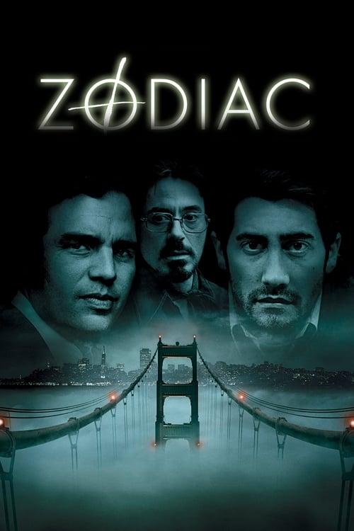 Póster película Zodiac