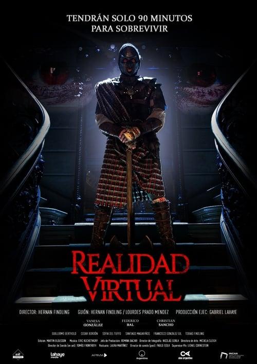 Realidad virtual poster