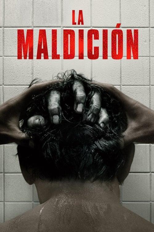 La maldición (The Grudge) poster