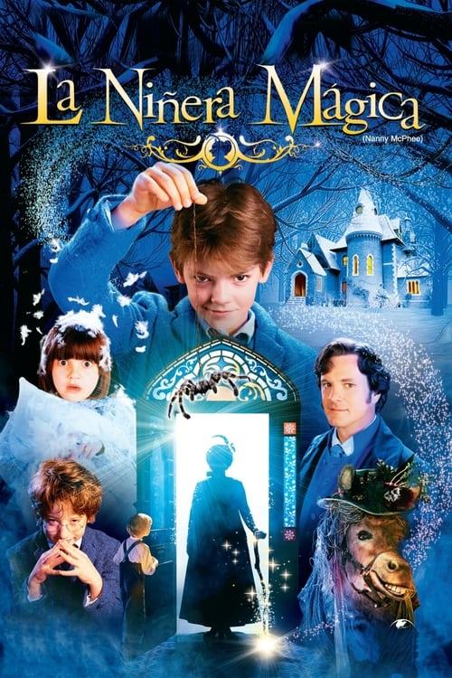 Póster película La niñera mágica