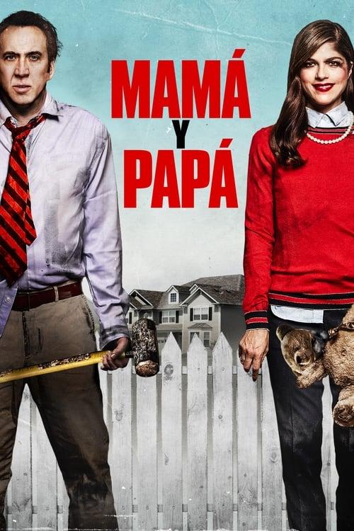 Mamá y papá poster