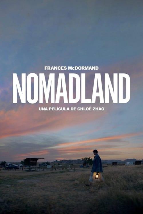 Póster película Nomadland
