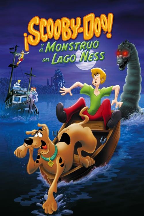 Scooby-Doo y el monstruo del lago Ness poster