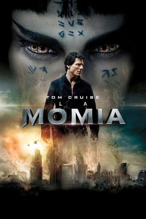 La momia poster