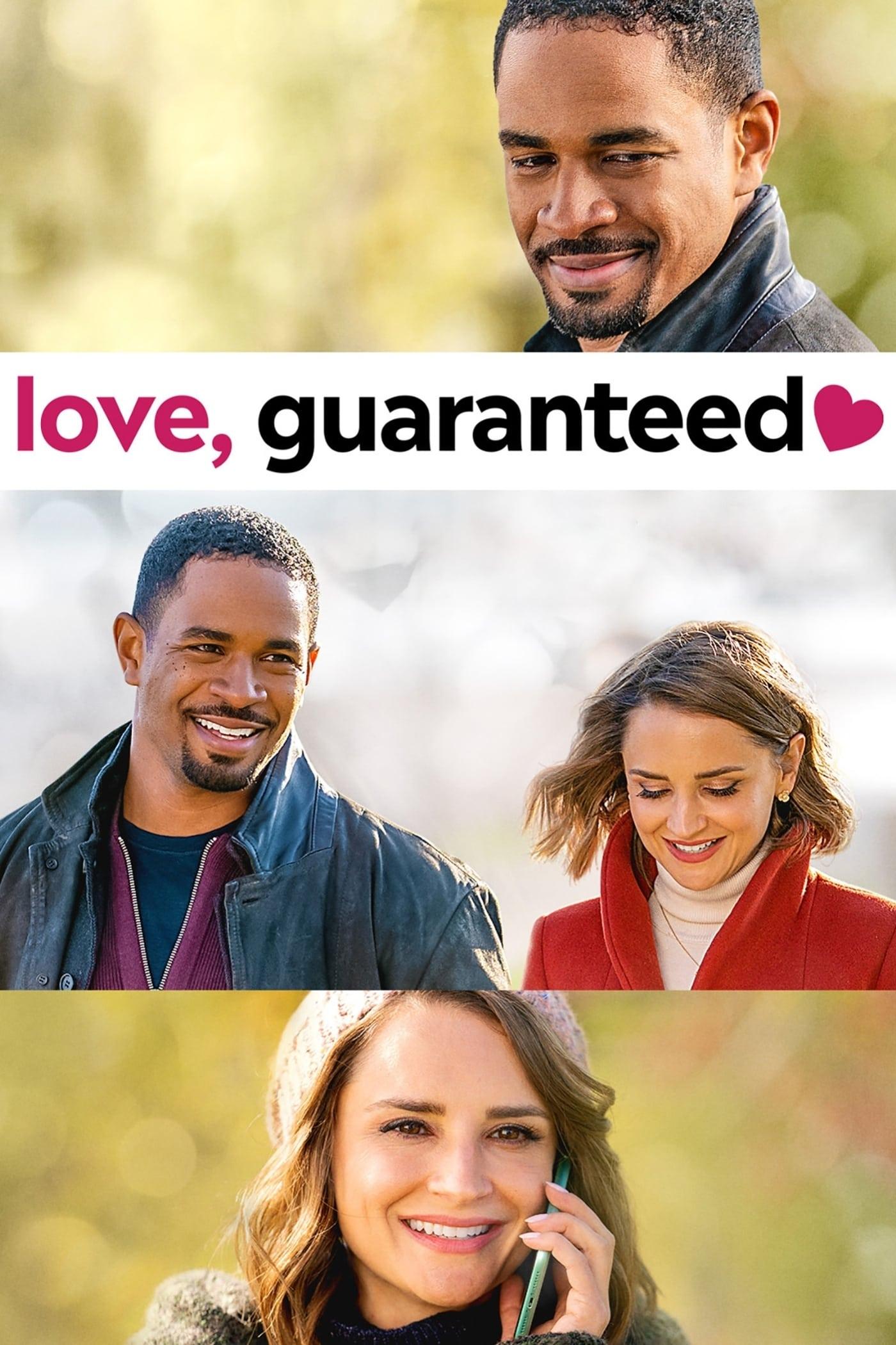 Amor garantizado poster