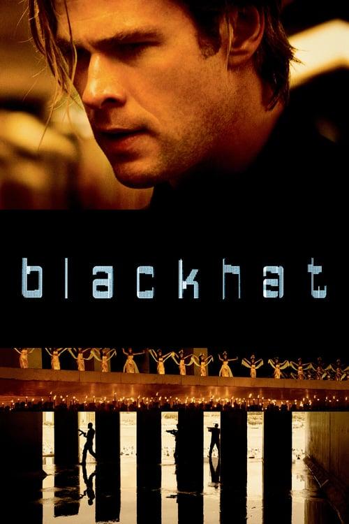 Blackhat: Amenaza en la red poster