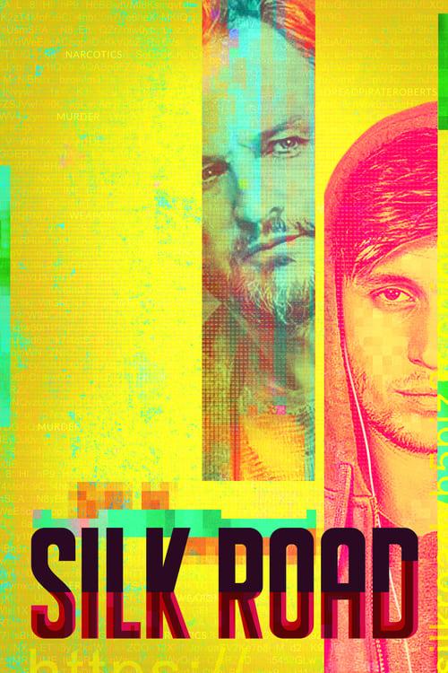 Póster película Silk Road
