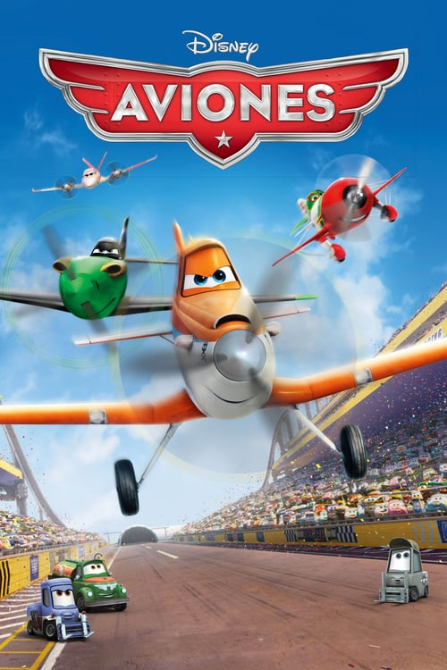 Aviones poster