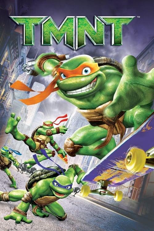 TMNT: Tortugas ninja jóvenes mutantes poster