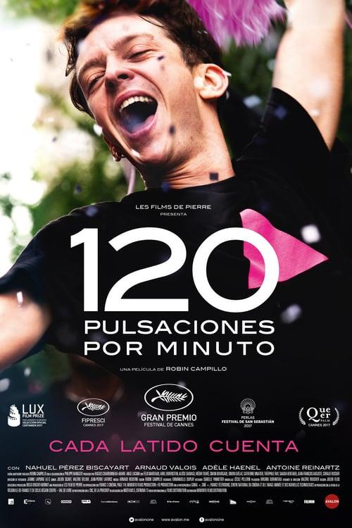 120 pulsaciones por minuto poster