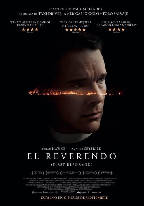 El reverendo poster
