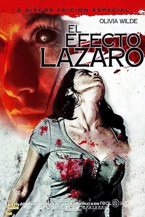 El efecto Lázaro poster