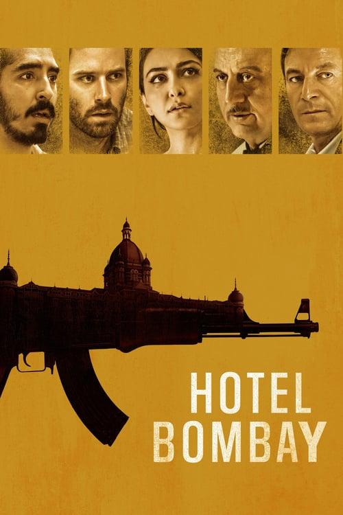 Póster película Hotel Bombay