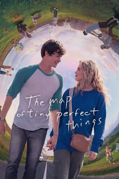 El mapa de las pequeñas cosas perfectas poster