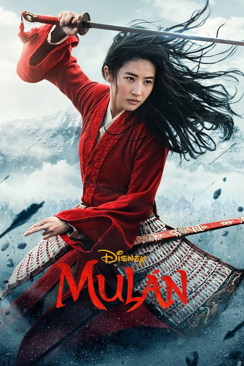 Mulán poster
