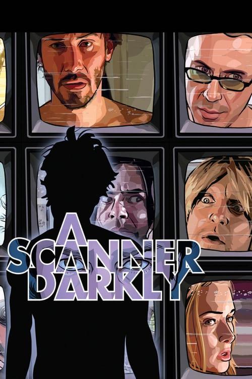 A Scanner Darkly (Una mirada en la oscuridad) poster