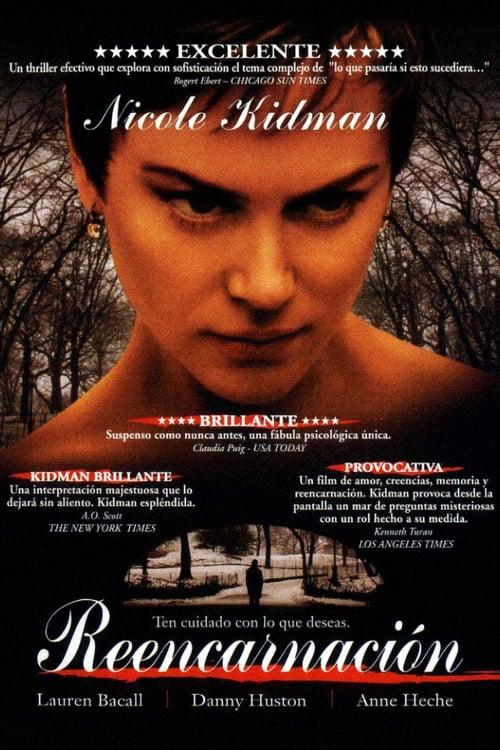 Reencarnación poster