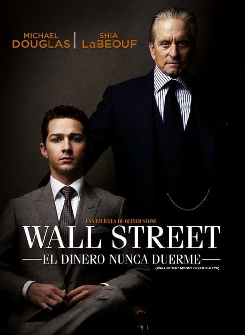 Wall Street: el dinero nunca duerme poster