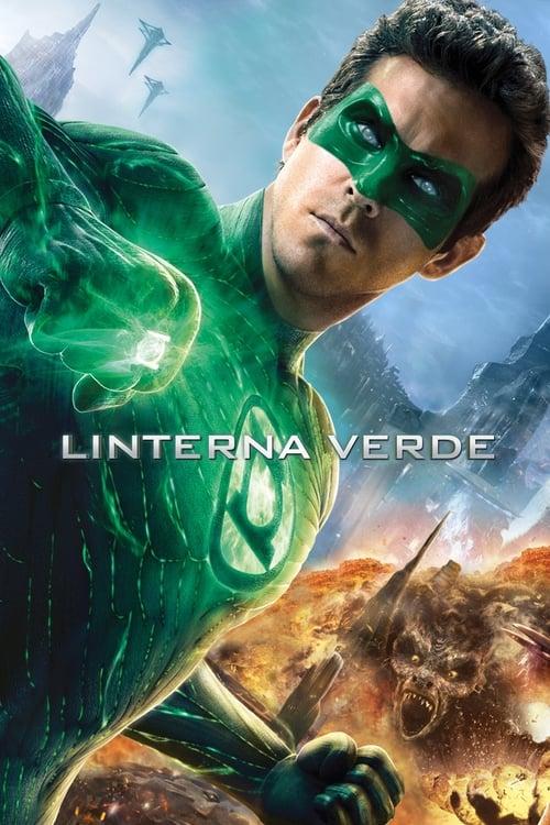 Linterna Verde poster