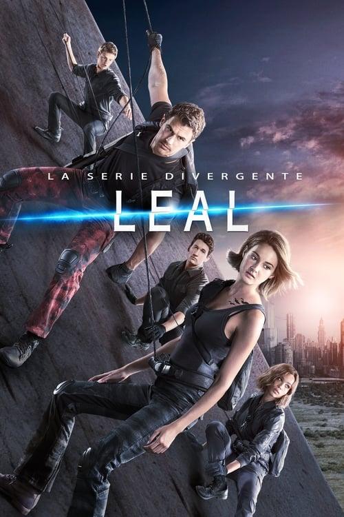 Póster película La serie Divergente: Leal
