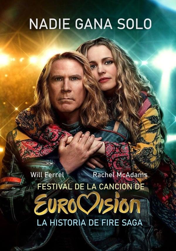 Festival de la Canción de Eurovisión: La historia de Fire Saga poster