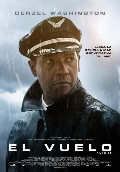 El vuelo (Flight) poster