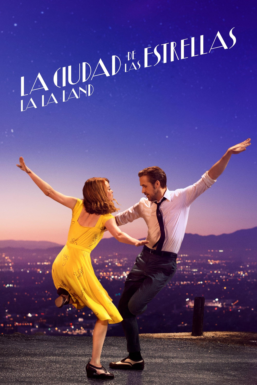 Póster película La ciudad de las estrellas: La La Land