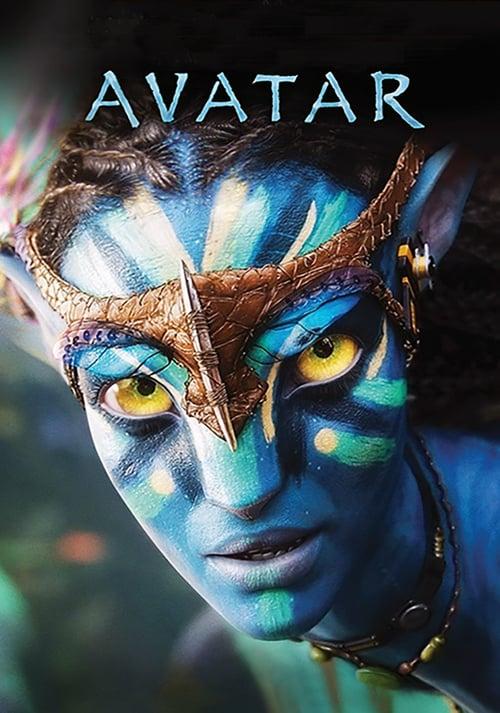 Póster película Avatar