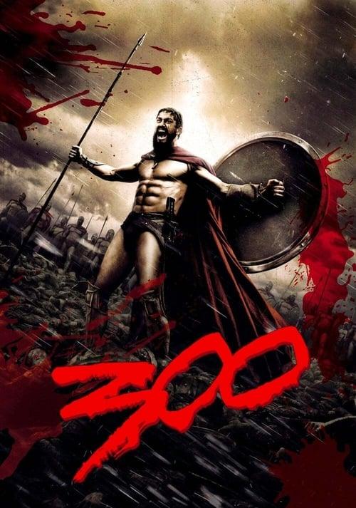 Póster película 300
