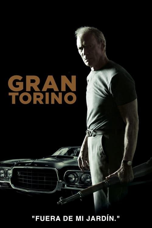 Póster película Gran Torino