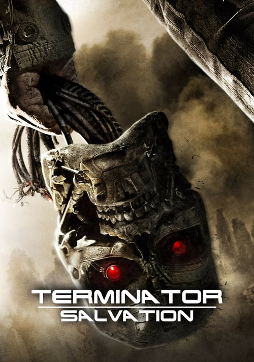 Póster película Terminator: Salvation